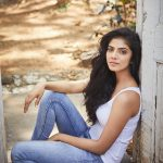 Malavika Mohanan, Petta Actress, blue jean, lovely