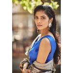 Malavika Mohanan, Petta Actress, side view, Awesome
