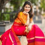 Manisha Shree, adult web series, fancy look