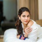 Manisha Shree, adult web series, marvelous, white dress