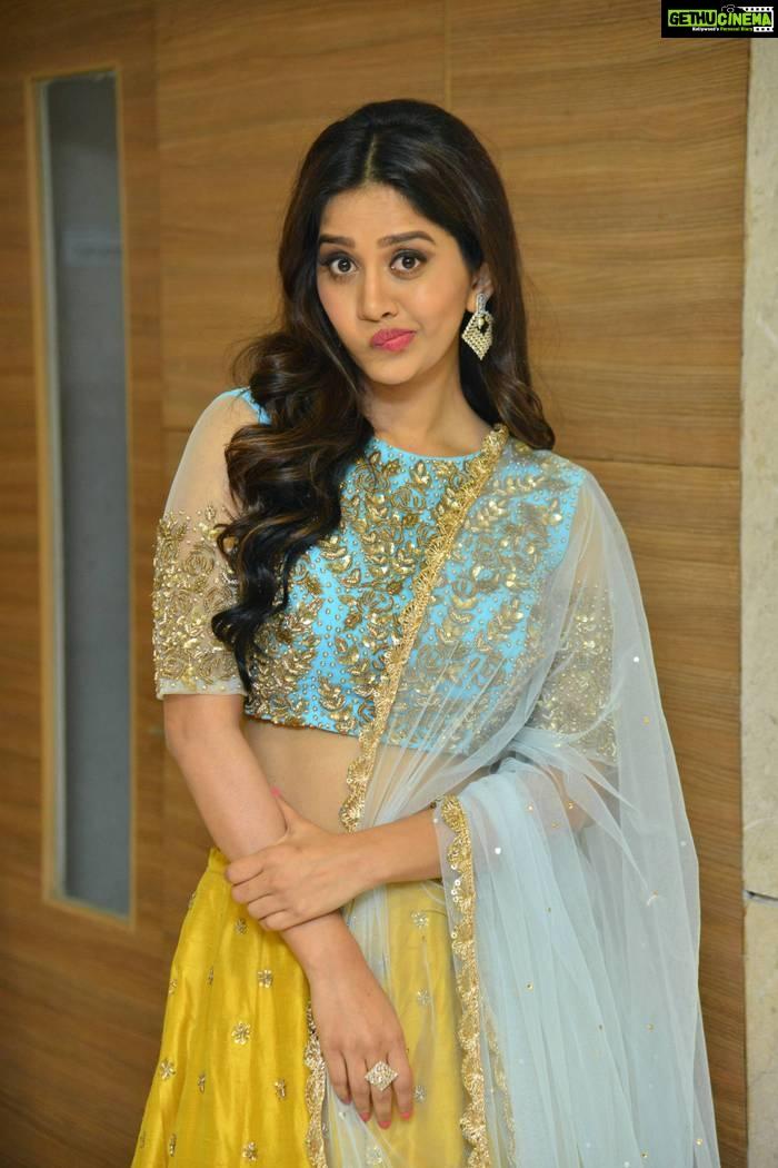 Nabha Natesh Nannu Dochukunduvate Heroine Name Gethu Cinema