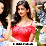 Nannu Dochukunduvate, Nabha Natesh, 2018, hd, wallpaper, photoshoot, telugu
