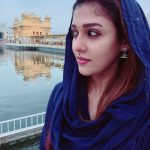 Nayanthara, Goldan temple, Vignesh Shivan, Beautiful Lady