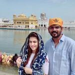 Nayanthara, Goldan temple, Vignesh Shivan, husdand and wife