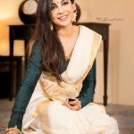New Tamil Actress, Parvatii Nair, kerala saree