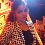 Nithya Ram, Killadi Kids, selfie, modern dress