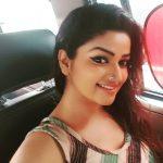 Nithya Ram, Nandini serial Actress, car, spicy