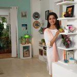 Nithya Ram, Nandini serial Actress, home