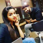 Nithya Ram, Savalige Sye anchor, selfie, bestie, actor