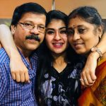 Nithyashree, singer, vijay tv, father, mother, family