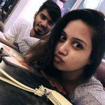 Nivetha Pethuraj, selfie, brother, thambi