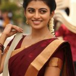Pariyerum Perumal, anandhi, red saree