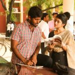 Pariyerum Perumal, kathir, anandhi, lovers, college