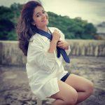Poonam Bajwa, hd, white dress, photo shoot