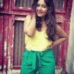 Poonam Bajwa, yellow dress, hd, cute