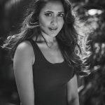 Pragya Jaiswal, black look, jocky inners
