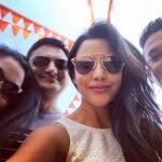 Priya Anand, 2018 birthday celebrity,  selfie, friends