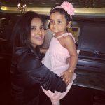 Priya Anand, Neethi actress, baby, night