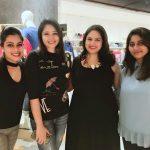 Priya Mohan, Priya Atlee, Black dress, kiki vijay