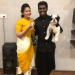 Priya Mohan, Priya Atlee, atlee, Lovely Couple