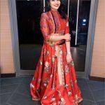 Priya Mohan, Priya Atlee,  red dress, fabulous