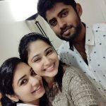 Priya Mohan, Priya Atlee, smile, selfie, actor