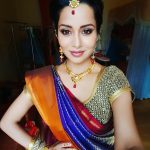 Raiza Wilson, Rare Selfie Collections, saree, treditional