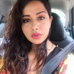 Raiza Wilson, Selfie moments, car, full makeup