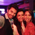 Raiza Wilson, Selfie moments, ganesh, wife