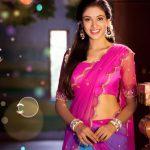 Riya Suman, Telugu Glamour Actress, Half Saree, kissable