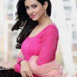 Riya Suman, Top 10 Cute Looks, pink dress