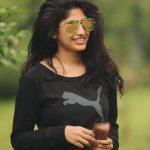 Roshni Prakash, Puma T shirt, charismatic