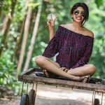 Roshni Prakash, photo shoot, coolers