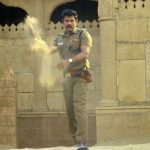 Saamy 2 aka Saamy Square, Vikram, Police, gun