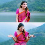 Samantha Akkineni, hd, wallpaper, seeam raja