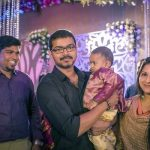 Sangeetha Vijay, marriage function, husband, wife