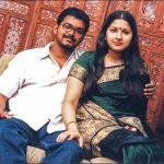 Sangeetha Vijay, vijay's wife