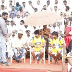Seema Raja, Sivakarthikeyan, Soori, shooting spot, yellow dress, csk