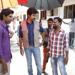 Seema Raja, Sivakarthikeyan, Soori, working stills, mass look