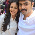 Shirish Sharavanan, Chandini Tamilarasan, selfie, raja ranguski
