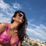 Shriya Saran, glamour, smile