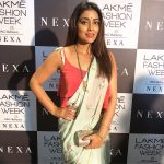 Shriya Saran, saree, glamour, event