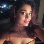 Shriya Saran, selfie, face
