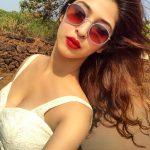 Sonarika Bhadoria, selfie, coolers