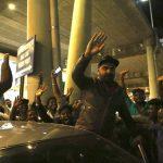 Str, Simbu, Silambarasan, chennai airport, latest, recent