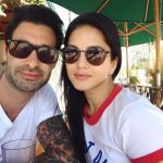 Sunny Leone, boy friend, outing, adorable