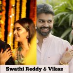 Swathi Reddy, Vikas, 2018, ACTRESS, MARRIAGE, wedding, hd