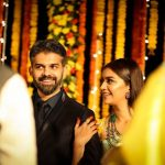 Swathi Reddy, Vikas, marriage, actress, event