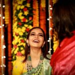 Swathi Reddy, Vikas, smile, marriage, hd