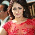 Tamil New Glamour Actress, Sayyeshaa, transparant dress
